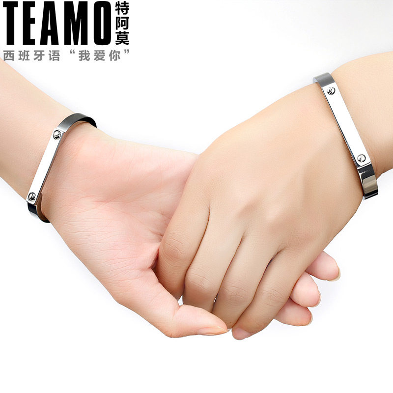 bracelet screw anime resin color feminino bangles natural simple colors fashion wholesale bracelete jewelry bangle solid