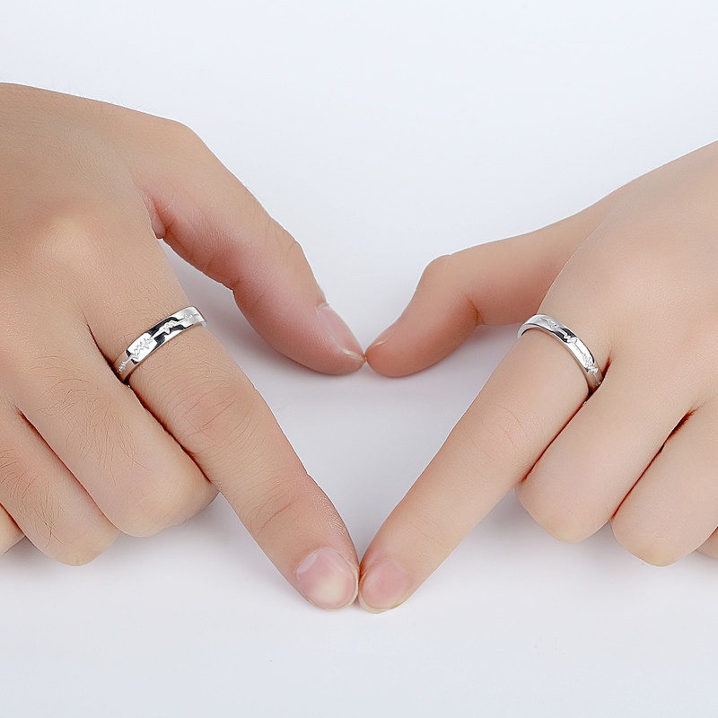 Affordable Matching Promise Rings